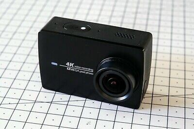 Yi 4K Action Camera with accessory package