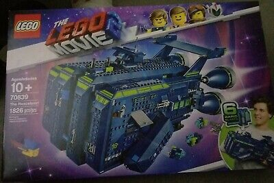 **BNIB**  LEGO Movie 2 The Rexcelsior! 70839 (New FACTORY(Sealed Box)1826 pieces
