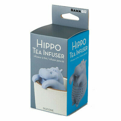 Hippo Gamago Infuseur Thé