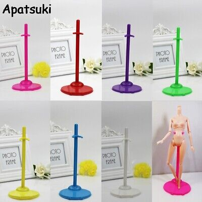 10sets Doll Stand Display Holder For Monster High Doll Support For Barbie Doll