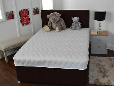 2ft6 Small Single Mattress, Half Cap Memory Spring Mattress 75X190 FAST DELIVERY