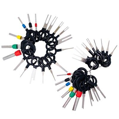 Pins Terminals Removal Tools Auto Car Wire Connector Terminal Pin Extractor U9S7
