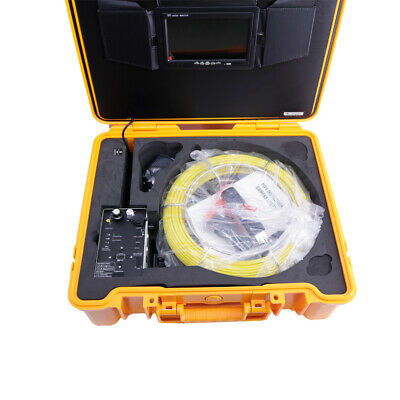 710DNLK Deep Well Inspection Camera with 512 Transmitter and Keyboard, DVR