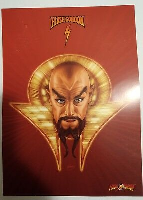 Póster Ming the Merciless - Flash Gordon