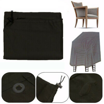 Waterproof Chair Cover Stacking Outdoor Garden Protector Protection Hot Sale
