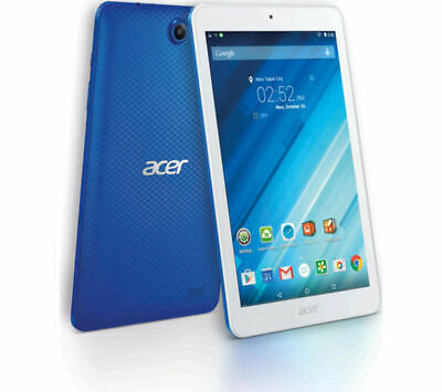 "ACER Iconia One B1-850 8"" Tablet-16GB Android 5.1 Blue 