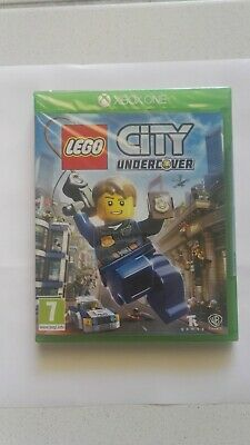 Lego City Undercover Xbox One Neuf Sous Blister