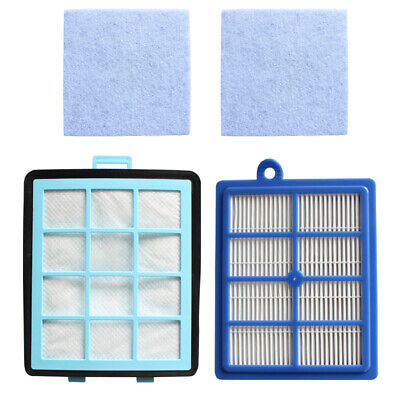 4x/set Filter Fit For Philips FC8764 FC8766 FC8760/8761/8767 Vacuum Cleaner Part