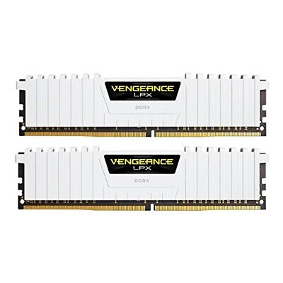 Corsair 16GB (2x8GB) DDR4-3200 Vengeanc LPX - White