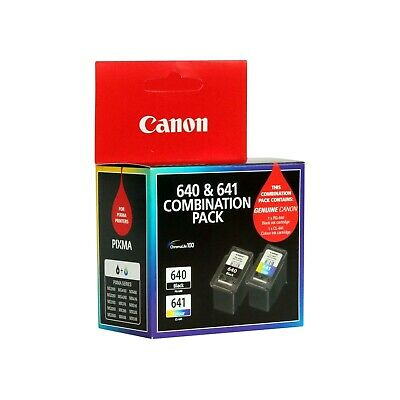 Canon Genuine PG-640 or CL641 XL-XXL Ink Cartridges for CANON PIXMA frankyd360