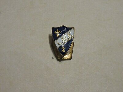 Insigne Badge Sport Club Football   L.o.f