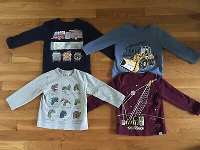 Baby GAP Toddler Boys 2 Years 2T Shirt Lot