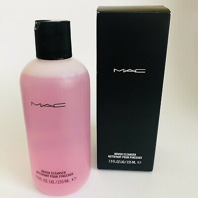 MAC Cosmetics Brush Cleanser New With Box Authentic