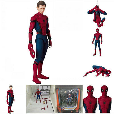 Mafex calda n. 47 Spider-Man Homecoming Mobile Action figura giocattolo regalo