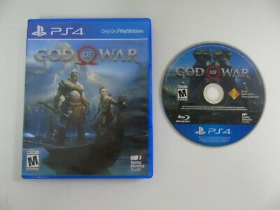 God Of War - Sony Play Station 4 Ps4 Video Game