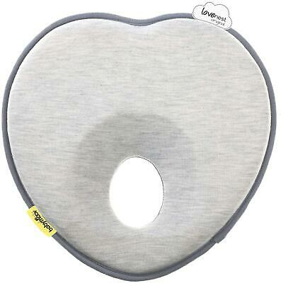 Babymoov LOVENEST ORIGINAL BABY PILLOW - SMOKEY Ergonomic Baby Pillow BNIP