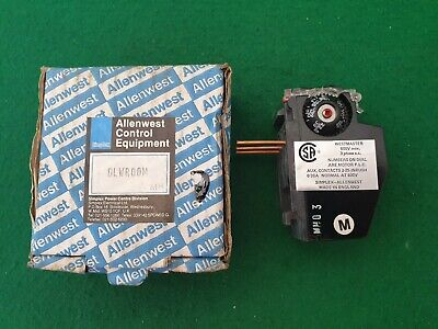 Allen West  Overload Relay 16 - 22 Amp DOL