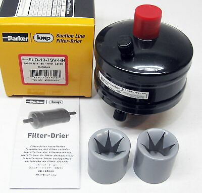 "SLD13-7SV Parker Suction Line A/C Filter Drier 7/8"" Sweat"