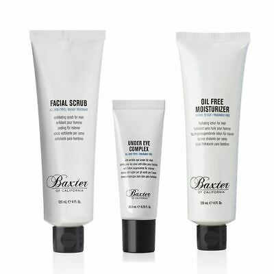 Baxter of California Morning Skin Care Routine