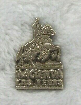 Las Vegas Hacienda Hotel Casino metal hat/ lapel pin vintage
