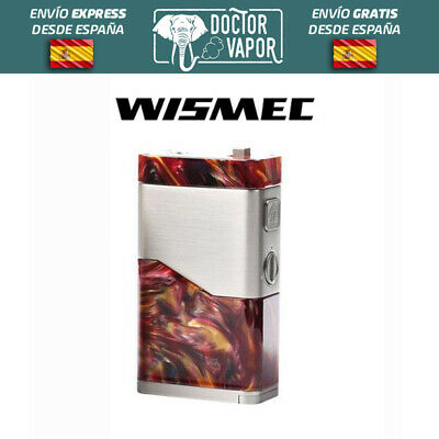 Wismec Luxotic Nc 250W 20700 Box Color Red