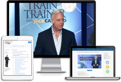 ⚡️ ⚡️  Jack Canfield – Train The Trainer 2018 [WORTH: $3,495]🔥🔥