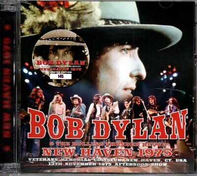 "Bob Dylan & Rolling Thunder Revue ""New Haven 1975"" 2CD"