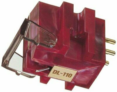 Denon DL-110 high output phono cartridge. Brand new with warranty