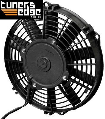 "Spal 14"" Electric Thermo Fan 1310 cfm Puller Type With Straight Blades SPEF3547"