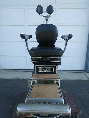 S.S. White Child's Dental Chair N°2, 1926 In Very Good Condition