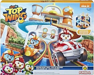 NEW Top Wing Academy Mission Ready Track from Mr Toys