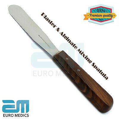 Plaster Alginate Mixing Spatula Wax Modlling Dental Laboratory Technicians Tool