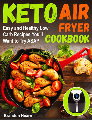 Keto Air Fryer Cookbook PDF FAST DELIVERY