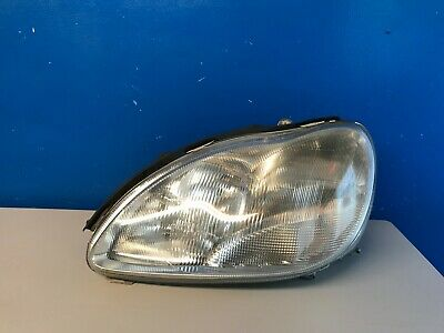 2000 Mercedes Benz W220 S500 Sedan Lh Left Driver Side Headlight A