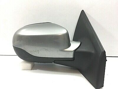 Car Wing Renault Clio Mk.3 09-13 Right Hand O/S Black Wing Mirror Car Wing Mirrors & Accessories Cable