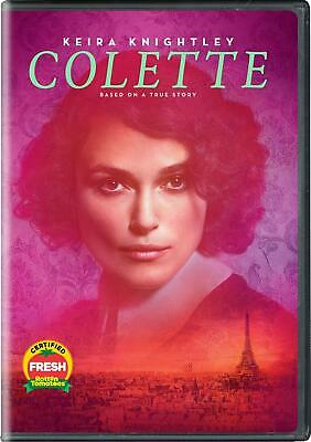 Colette DVD. Sealed with free delivery.