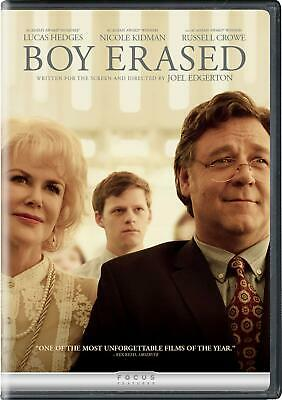 Boy Erased DVD. Sealed with free delivery.