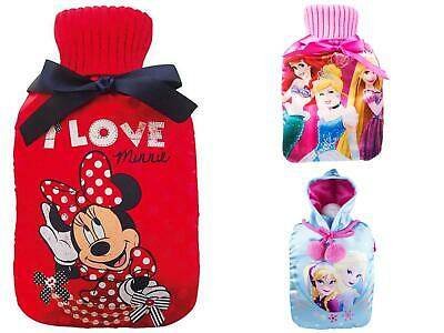 Disney Hot Water Bottle and Cover Set