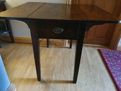 Antique Georgian Drop Leaf Pembroke table