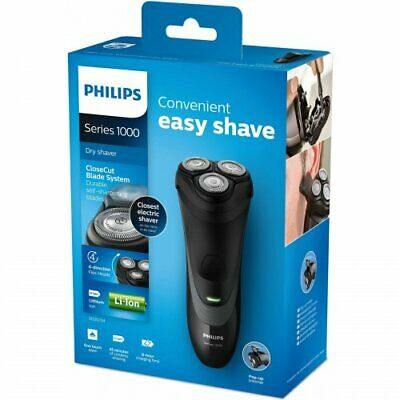 Philips Shaver Cordless Electric Shaver S1520/04 CloseCut Blades new open box