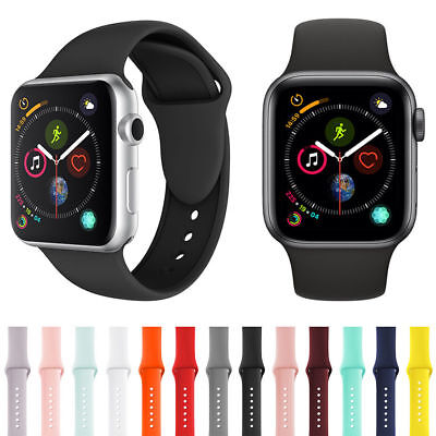 38/40/42/44mm Wrist Watch Band Strap Bracelet For Apple iWatch Series 1/2/3/4