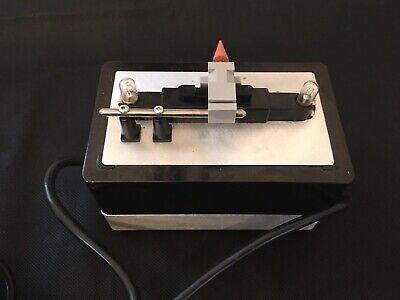 RX HM V Honing Machine System Dental Medical Instrument Sharpening w/ Foot Pedal