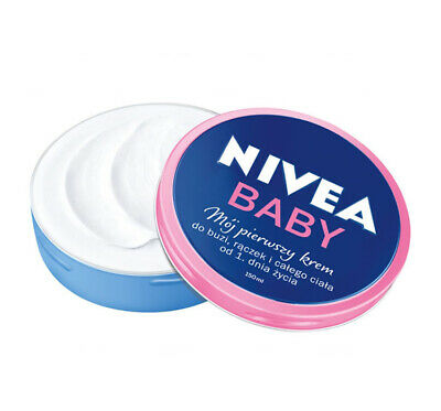 Nivea Baby My First Cream for face body hands 150 ml Nivea Baby