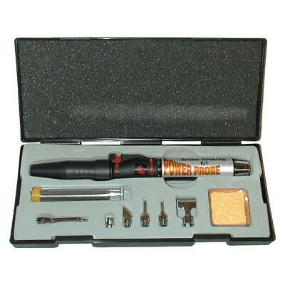 Self-Igniting Butane Soldering Iron, Hot Knife Kit Power Probe PP PPSK