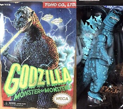 New 2015 NECA GODZILLA Classic Video Game Appearance NES Nintendo Figure Monster