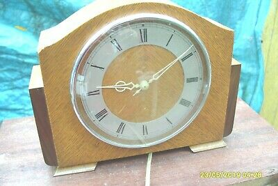 Clock Parts Smiths Electric Clock For  Repair