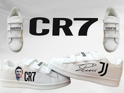 Scarpe Cr7 Cristiano Ronaldo In Rilievo