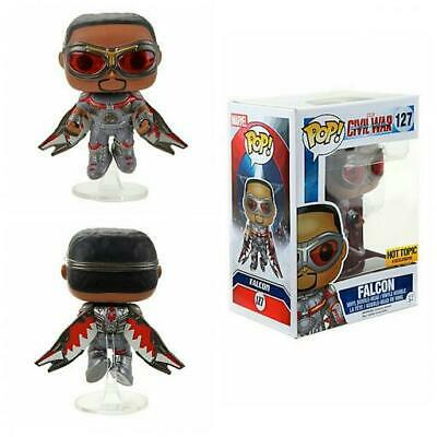 Pop! Marvel- Civil War - Falcon (Hot Topic)