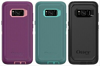 Original Otterbox Defender Screenless Case for Samsung Galaxy S8 - No Holster -%