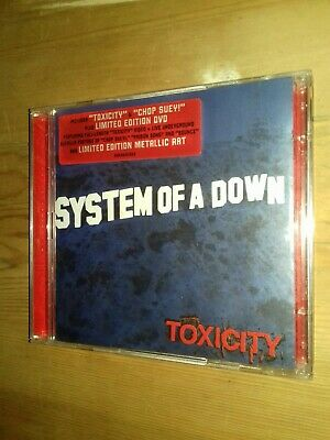 System Of A Down -Toxicity (Limited Edition)
